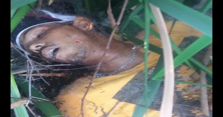 Petrolina – Homem Morto a Tiros no Km 25 do Projeto Maria Tereza
