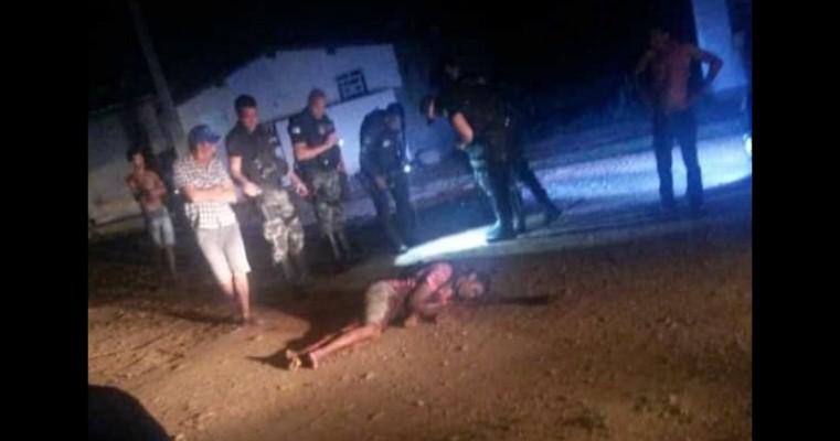 Cabrobó PE – Homicídio no bairro Pedro Quirino