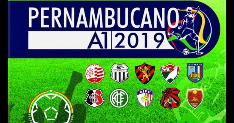 Pernambucano 2019 - Três Milhões da cota de TV será para o trio da capital