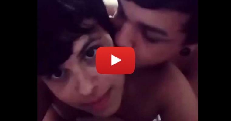 Video polêmico onde um jovem aparece se beijando com irmão: 'Eu namoro meu irmão sim'