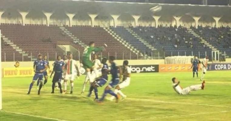 Salgueiro estreia com vitoria fora de casa na Copa do Nordeste