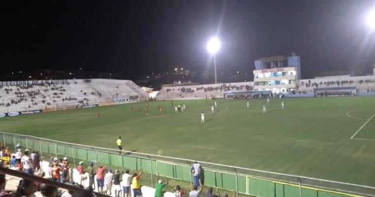 Salgueiro empata com Botafogo-PB e assume a liderança do Grupo A da Copa do Nordeste 2019