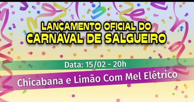 lANÇAMENTO OFICIAL DO CARNAVAL DE SALGUEIRO-PE 2019