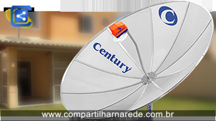 PARABOLICA CENTURY l Antenas Parabólicas / vendas/ instalações em Salgueiro