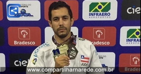 Judoca campeão brasileiro ministrará aulas de judô para projeto social em Salgueiro