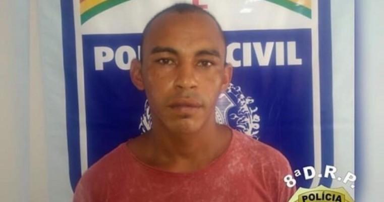 Serra Talhada PE — Suspeito de Matar Homem em Rio Verde Goiás foi Preso em PE