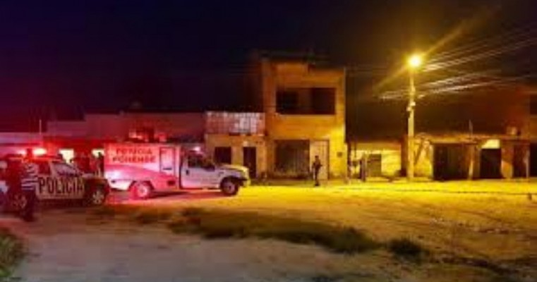 PACAJUS - Dois homens são mortos em calçada de residência