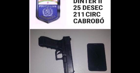 Cabrobó PE — Uma Quadrilha de Assaltantes de Celular foi Desmantelada