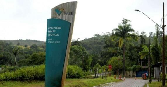 Rompimento de barragem de Gongo Soco pode atingir mais cidades
