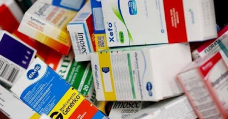 Remédios vão ficar mais caros a partir do dia primeiro de abril