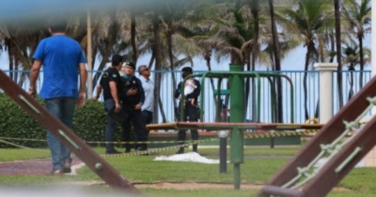 Tragédia: Criança de dois anos morre ao cair do 11 º andar de prédio na Praia do Futuro, em Fortaleza