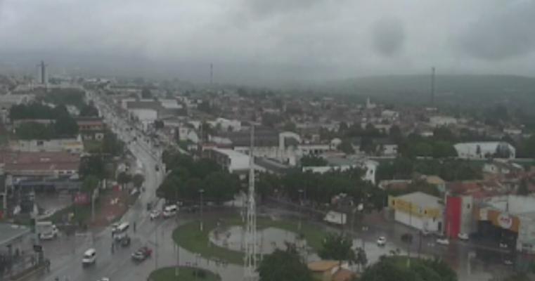 Ceará - Chuvas de março estão 9% abaixo da média histórica