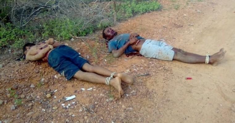 Juazeiro BA — Dois Corpos Foram Encontrados em uma Estrada de Chão Próximo ao bairro João Paulo II