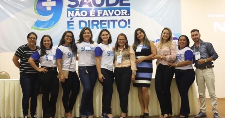 """Salgueiro PE: Prefeitura realiza a 9ª Conferência Municipal de Saúde de Salgueiro """"Saúde não é favor, é direito"""""""