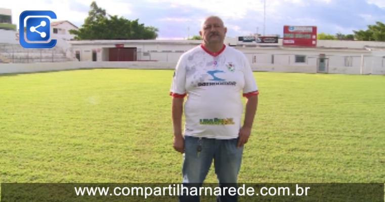 Presidente do Salgueiro diz que ainda tem esperança do time disputar a Copa do Brasil 2020