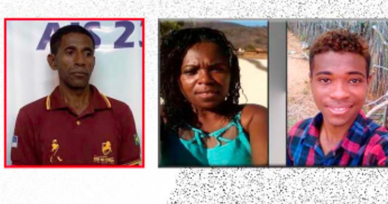 """Salgueiro-PE: Caso """"Cida Atikum"""" – Marido confessa ter matado companheira e enteado"""