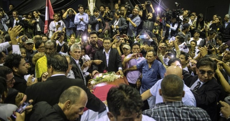 Alan García diz em carta de despedida que 'não houve' e 'nem haverá' contas ou propinas