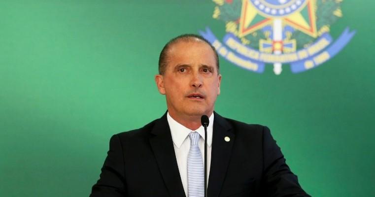 Em áudio, Onyx diz a caminhoneiro que governo deu 'trava' na Petrobras