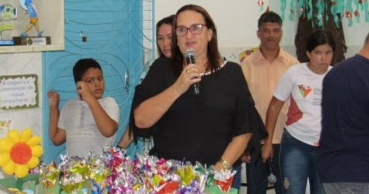 APAE Salgueiro comemora Páscoa e confraterniza-se com alunos e familiares