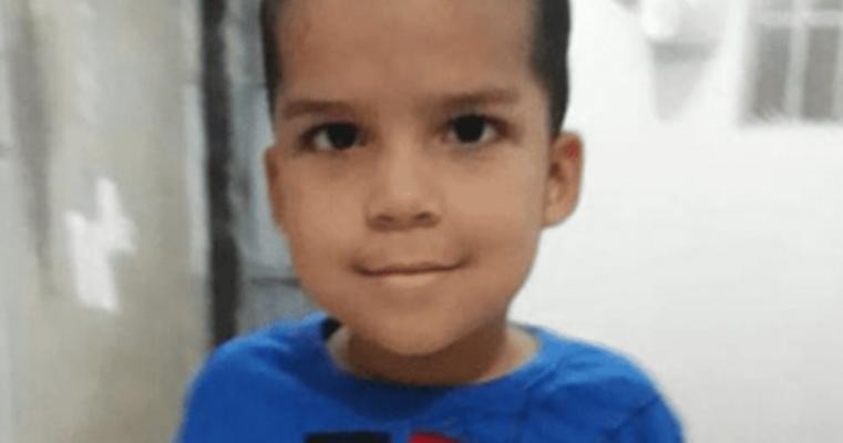 Garoto de 3 anos morre engasgado com pirulito em Petrolina