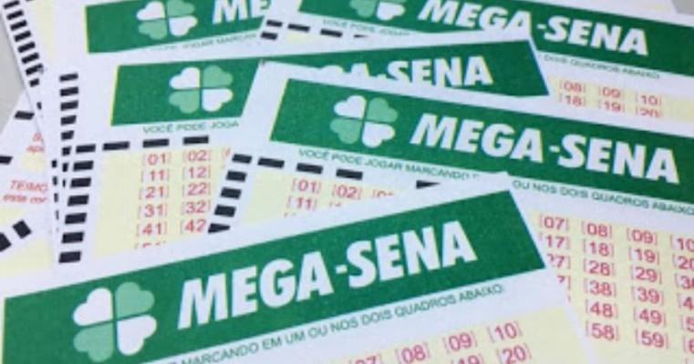 Mega-Sena vai sortear neste sábado R$ 105 milhões