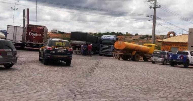 Caminhoneiro encontrado morto em Salgueiro-PE