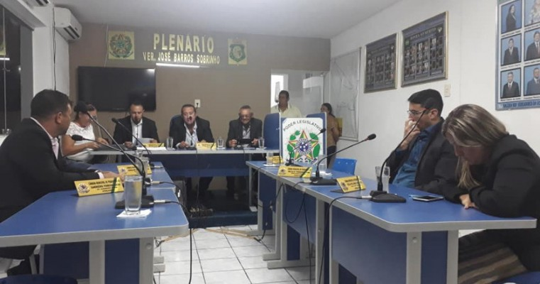 Câmara Municipal de vereadores de Penaforte-CE
