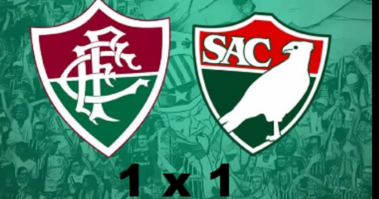 Fluminense de Feira e Salgueiro empatam na estreia da Série D do Brasileiro