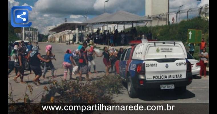 Briga entre detentos deixa 15 mortos