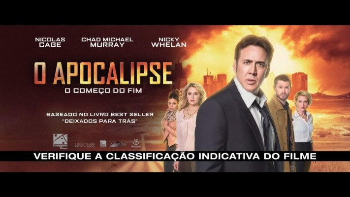 O Apocalipse | Trailer Oficial Legendado