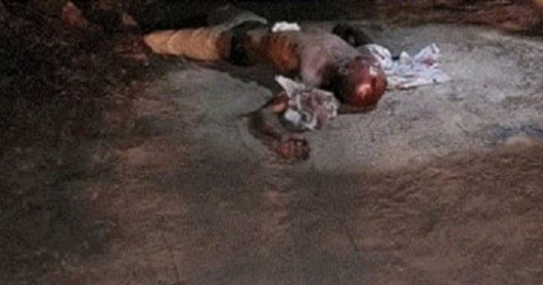 Filho Mata o Pai no Sitio Tanque Zona Rural de Ouricuri-PE