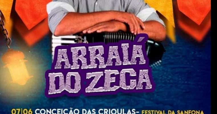 AGENDA ZECA DO ACORDEON