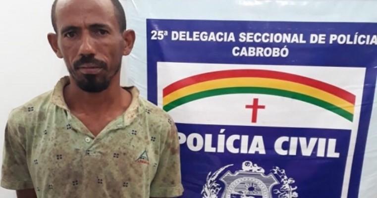 Orocó PE — Polícia Civil Cumpre Mandado Judicial Contra Homem por Violência Doméstica