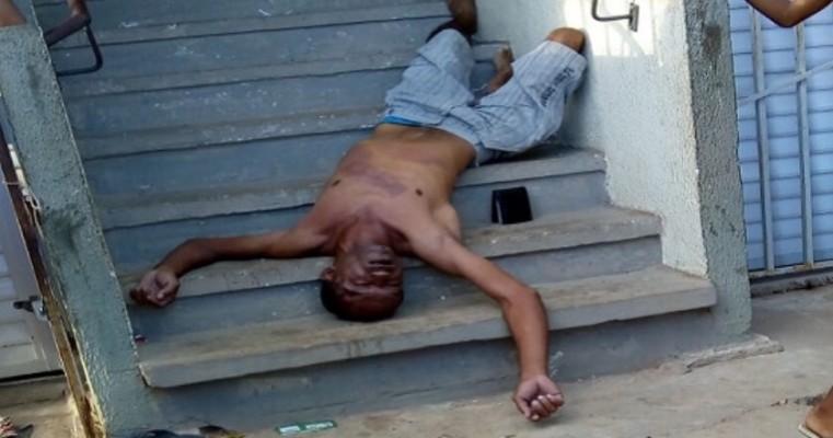 Petrolina PE — Homem Morto a Pauladas no Residencial Vivendas