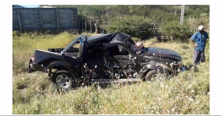 Grave colisão entre veículos deixa uma morte na PE-365 em Serra Talhada
