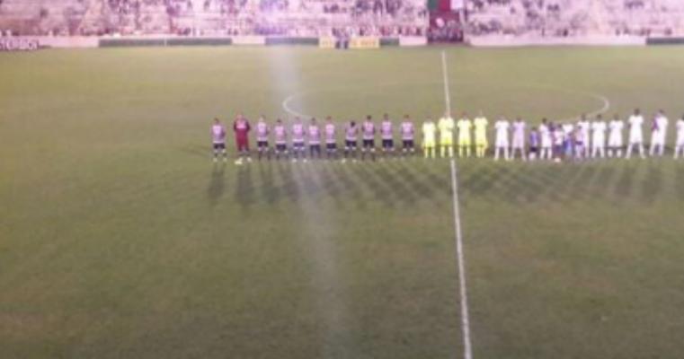 Salgueiro-PE e Fluminense-BA empatam na última rodada de classificação e voltam a se enfrentar no mata-mata