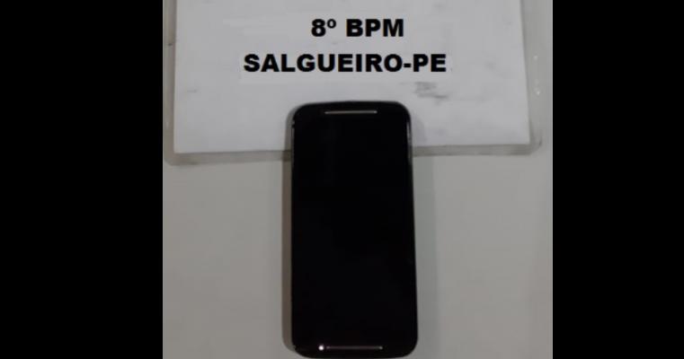 Salgueiro – Jovem coloca celular para vender na Internet e comprador diz que foi roubado