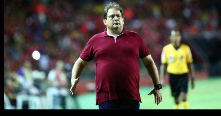 Técnico Guto Ferreira faz avaliação do futebol apresentado pelo Sport