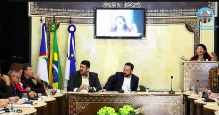 Câmara de Salgueiro realiza audiência pública sobre surto da dengue sem representantes da prefeitura