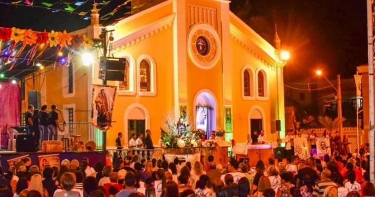 Missa Solene e procissão encerram Trezena de Santo Antônio de Salgueiro nesta quinta-feira
