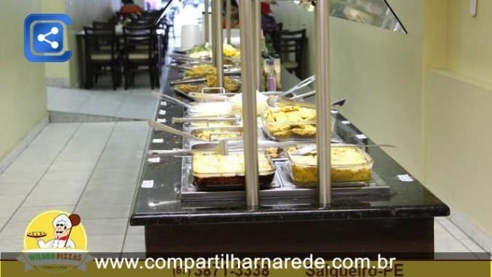 Pizzarias em Salgueiro, PE - Wilson Pizzas e Restaurante