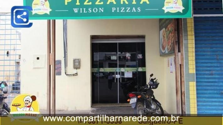 Pizzaria O Wilson – Salgueiro, PE - Negócio local - Wilson Pizzas e Restaurant
