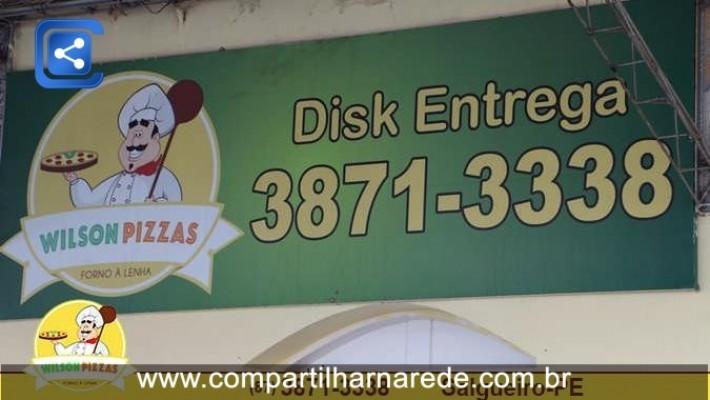 Pizzas cardápio -  Wilson Pizzas em Salgueiro, PE - Wilson Pizzas e Restaurante