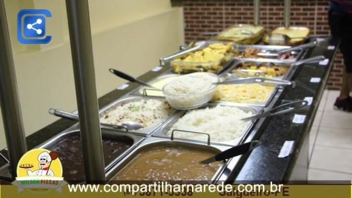 Delivery em Salgueiro, PE - Wilson Pizzas e Restaurante