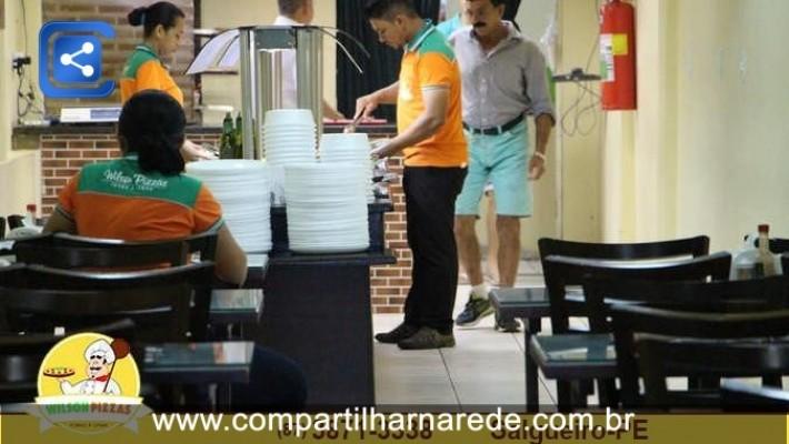Pizzas Tradicionais em Salgueiro, PE - Wilson Pizzas e Restaurante