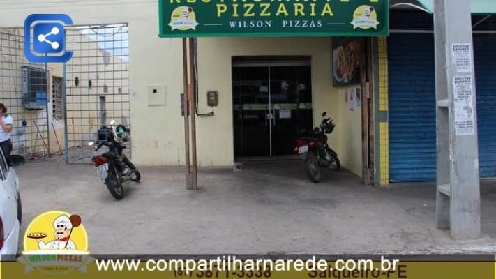 Pizzas -  Wilson Pizzas em Salgueiro, PE - Wilson Pizzas e Restaurante