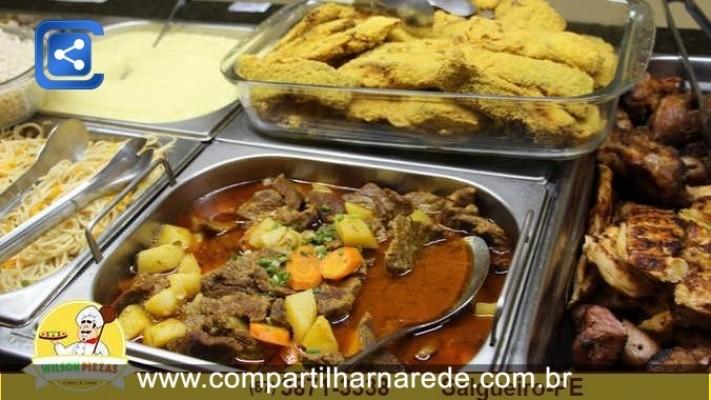 Restaurante e Pizzaria em Salgueiro, PE - Wilson Pizzas e Restaurante