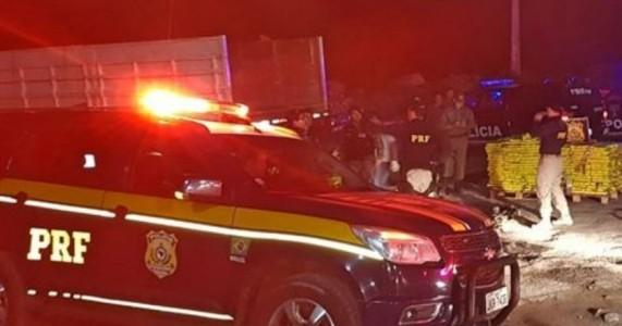 PF investiga tráfico de drogas em rodovias pernambucanas e no Porto de Suape