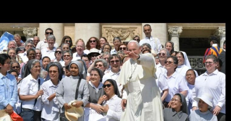"""Não há lugar para o egoísmo na alma do cristão"""", afirma Papa"""