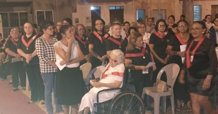 Solenidade marca os 119 anos do Apostolado da Oração de Salgueiro-PE